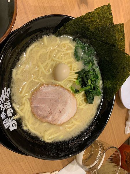 「ラーメン大盛」@町田商店 豊明店の写真