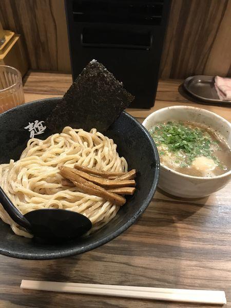 「つけ【数量限定】+味玉」@麺や ふくわらいの写真