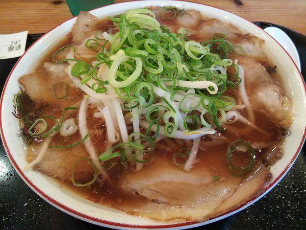 「中華そば ※麺の硬さ:普通」@中華そば 焼きめし やま本の写真