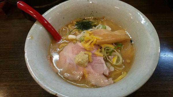 「味噌らーめん_750円」@味噌専門麺屋大河の写真