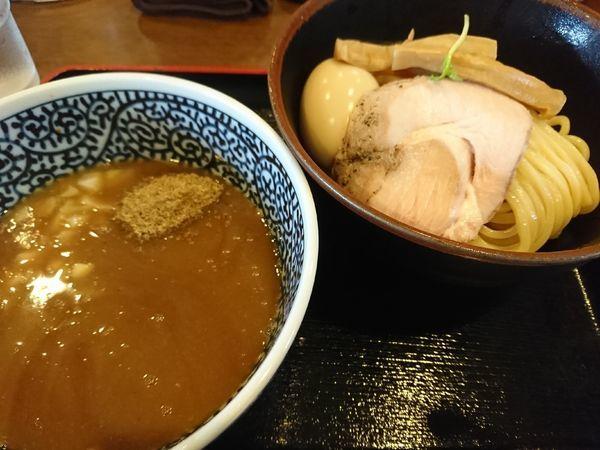 「味玉つけ麺(918円)」@麺処 いぐさの写真