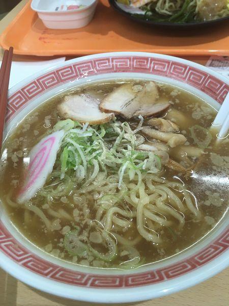 「煮干ラーメン こってり 580円」@幸楽苑 コーナン港北インター店の写真