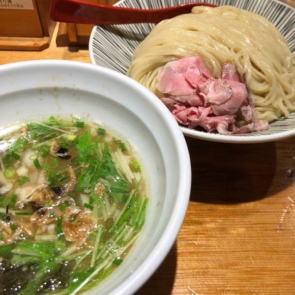 「つけ麺」@焼きあご塩らー麺 たかはしの写真