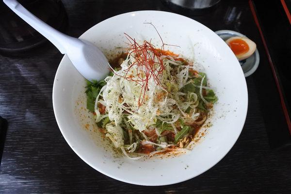 「【限定】担々冷やし麺¥850」@麺や 千成の写真