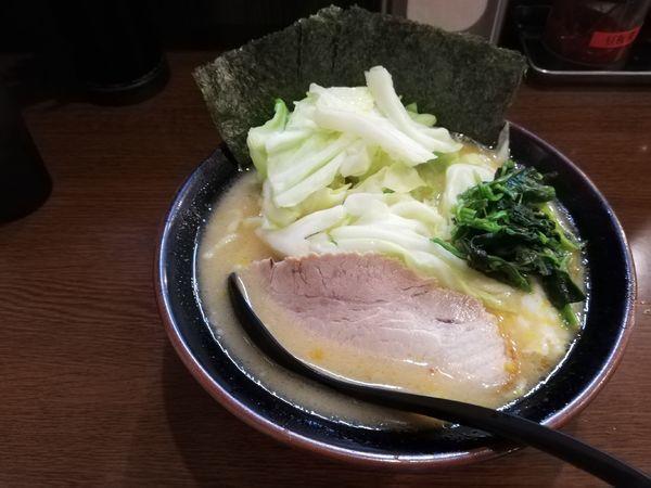 「とき卵ラーメン 塩」@ラーメン 大山家 昭島店の写真