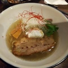 らぁ麺BAR 錦 iwamotoの写真