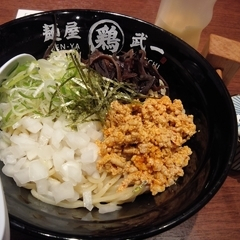 濃厚鶏そば 麺屋武一 北千住店の写真