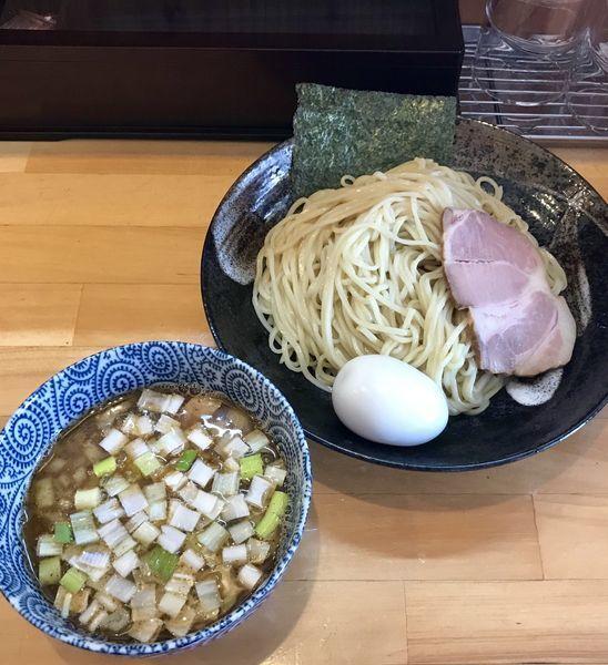 「味玉つけ麺」@麺屋 信醸の写真