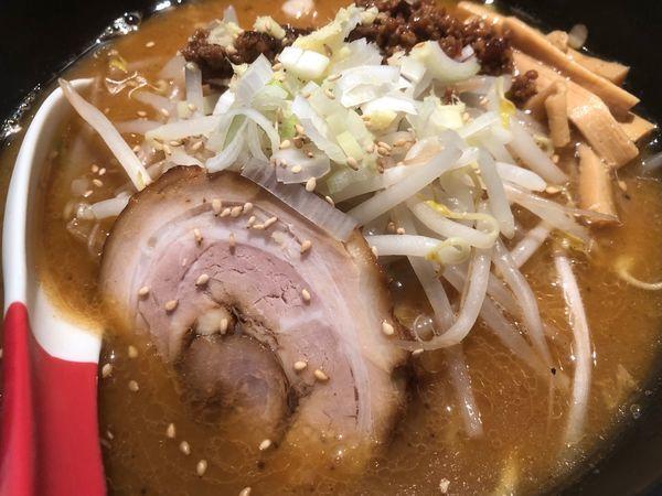 「味噌ラーメン」@麺屋 誉の写真