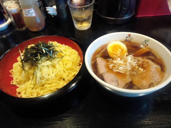 「つけ麺800円」@白河多加水麺 奥我の写真