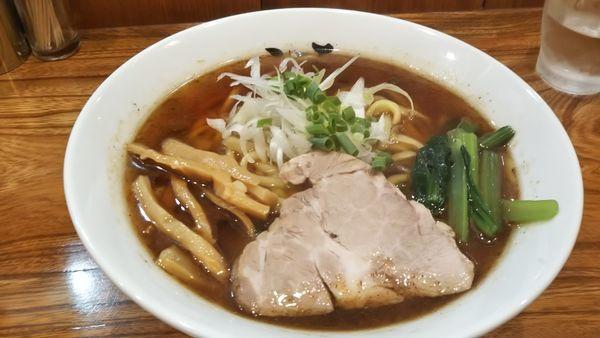 「鯖節ラーメン」@日本橋麺処 こはるの写真