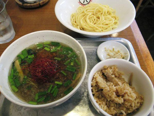 「担々つけ麺(950円)」@十八製麺の写真