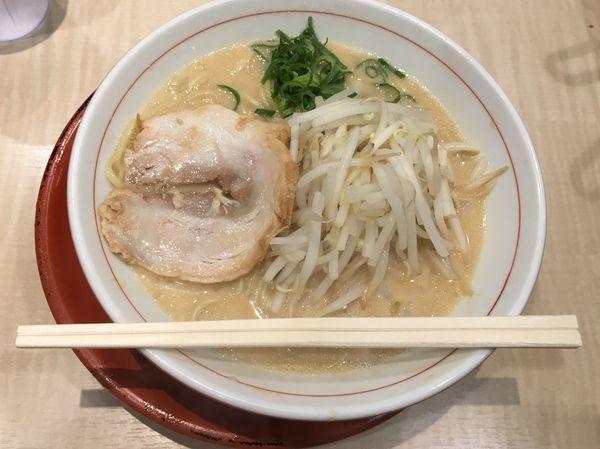 「ラーメン ¥580」@替玉千里眼 志木店の写真
