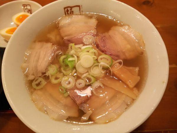 「高菜焼豚ご飯セット 980円」@喜多方 坂内食堂 京都店の写真
