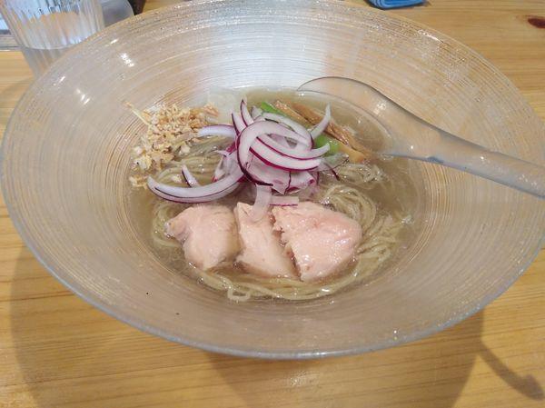 「冷やしらぁ麺」@麺屋 さくら井の写真