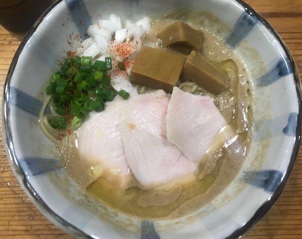 「ラーメン」@麺屋 さん田の写真