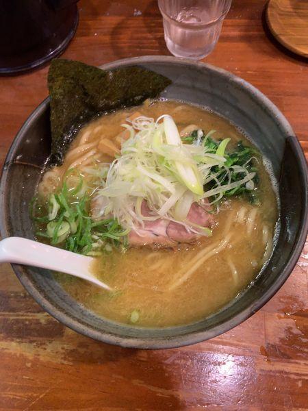 「鐙ラーメン」@麺や 鐙 本店の写真