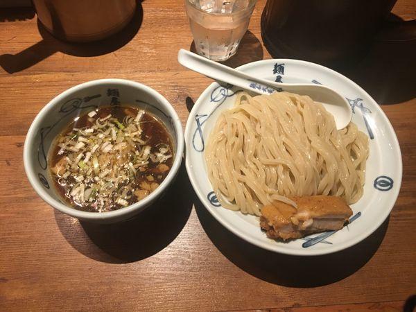 「角煮つけ麺 ¥900」@麺屋武蔵 新宿本店の写真