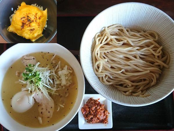 「【限定】とりつけそば ¥870」@和風らーめん 凪の写真