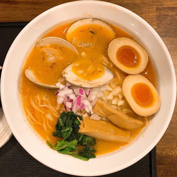 「フュージョン」@東京Noodle Style エモラーの写真