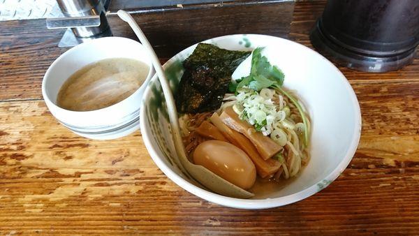 「ザしおつけ麺」@啜磨専科の写真
