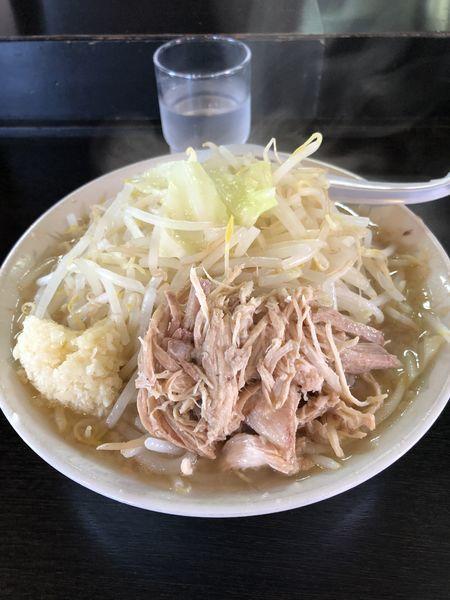 「ラーメン並」@麺とび六方 茅野店の写真