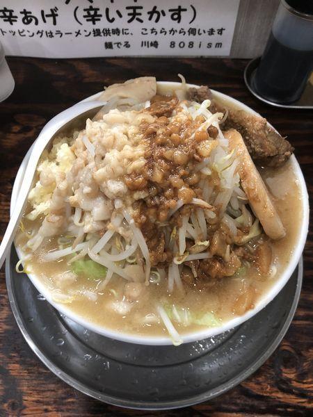 「小ラーメン」@麺でる 川崎店808ismの写真