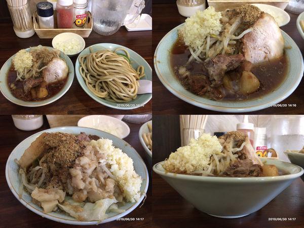「つけ麺」@中華そば 伸 Chinese-style noodle NOBUの写真