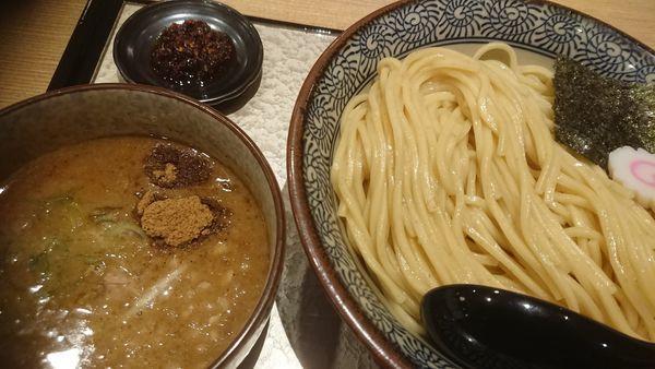 「濃厚つけ麺(400G)」@中華そば 葵 ララガーデン川口店の写真