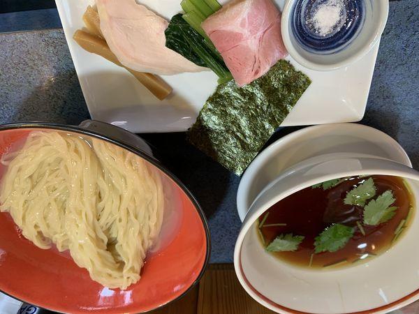 「つけ麺」@とものもとの写真