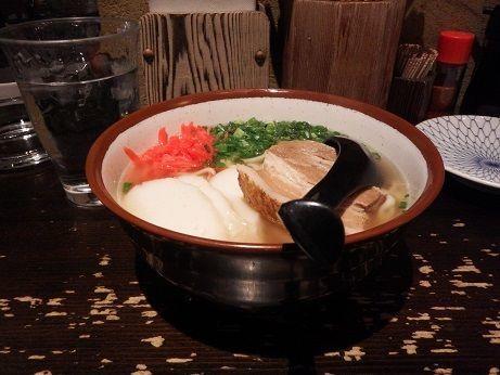 「沖縄そば」@なんちち食堂の写真