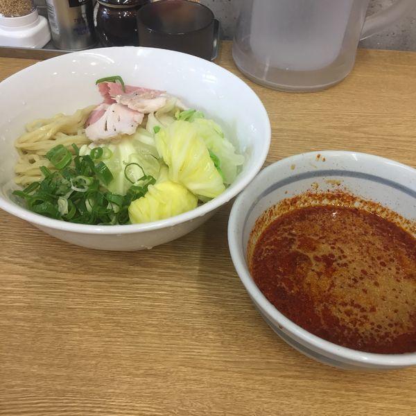 「限定  広島つけめん  大辛」@RAMEN 一麺托生の写真