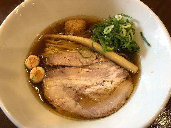 「醤油ラーメン」@麺s慶の写真