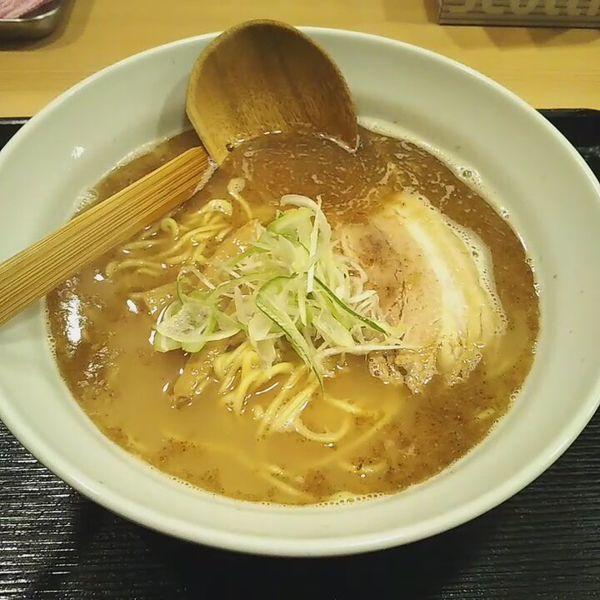 「魚醤らーめん」@麺処 福吉 極の写真