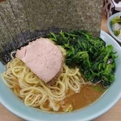 横浜ラーメン 武蔵家 明大前店の写真