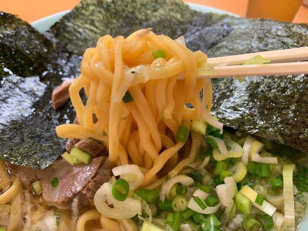 「ラーメンねぎだく」@極楽汁麺 らすたの写真