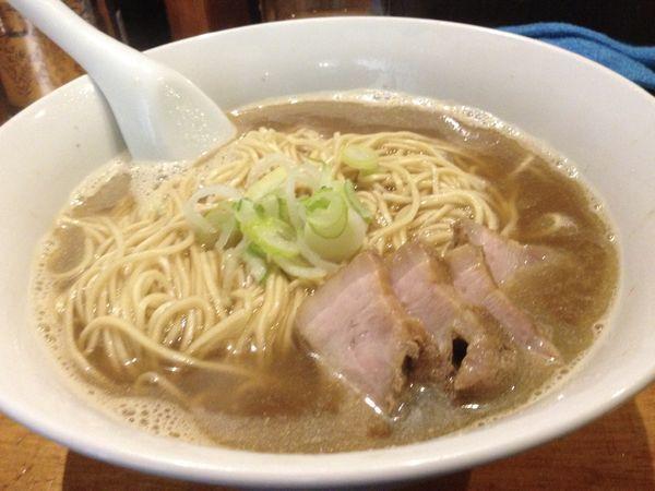 「肉そば中」@自家製麺 伊藤の写真