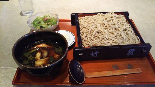 「海老つけ麺」@竹前の写真