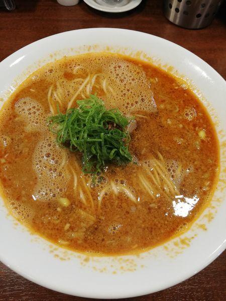 「担担麺」@柳麺 多むら 外旭川店の写真