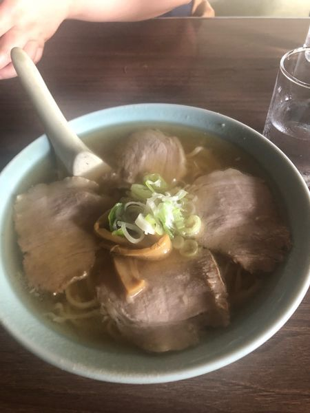 「チャーシュー麺」@純手打ラーメン 近江やの写真