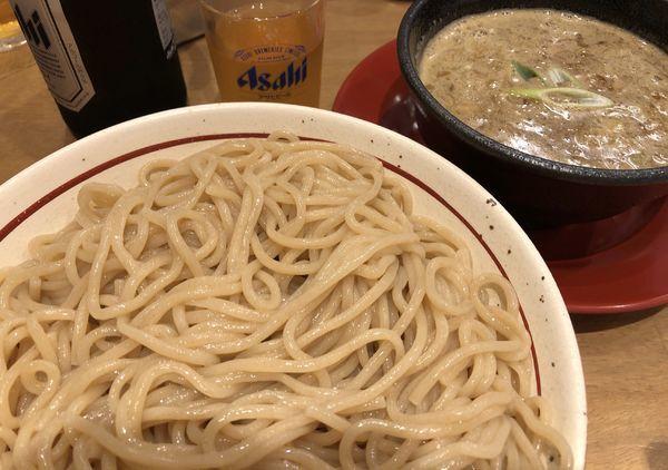 「鶏豚骨つけ麺」@つけそば屋 麺処えぐちの写真