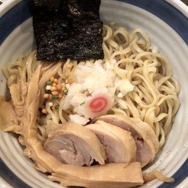 「煮干しまぜそば」@東京駅 斑鳩の写真