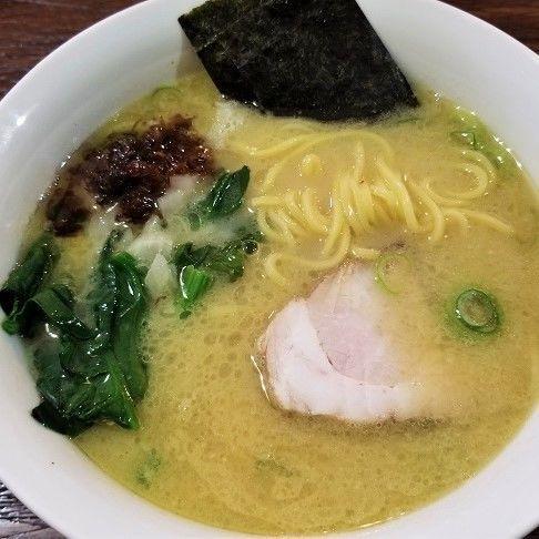 「鶏スープラーメン ¥700」@炭焼き 利衛門の写真