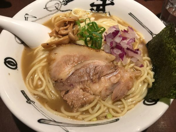 「ら〜麺 大 880円」@麺屋武蔵 武仁の写真