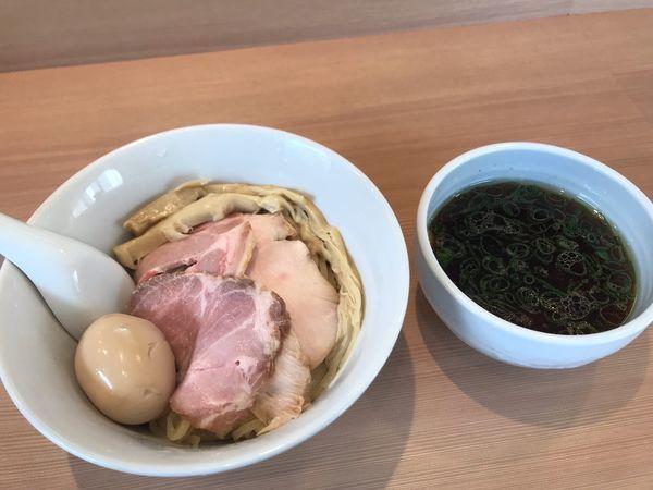 「特製つけめん」@らぁ麺 はやし田 横浜店の写真