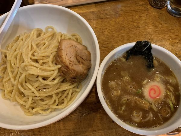 「つけ麺」@一道麺屋の写真