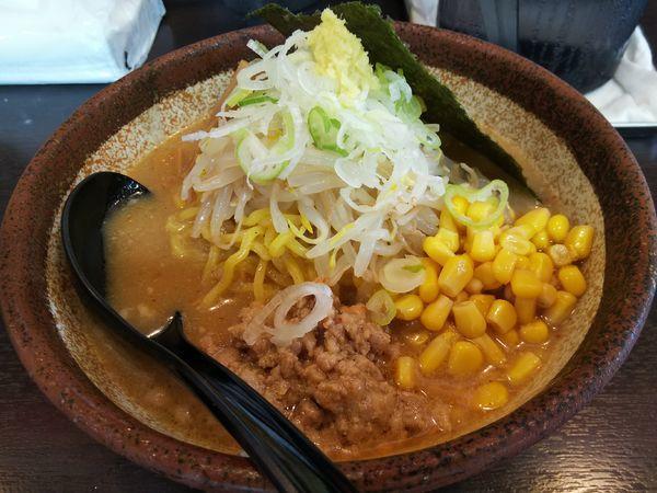 「【限定】冷やし味噌ラーメン」@麺匠 真武咲弥 松本店の写真