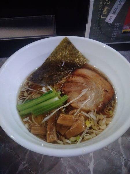 「中華そば」@製麺raboの写真