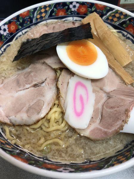 「塩拉麺」@玉川大盛軒の写真