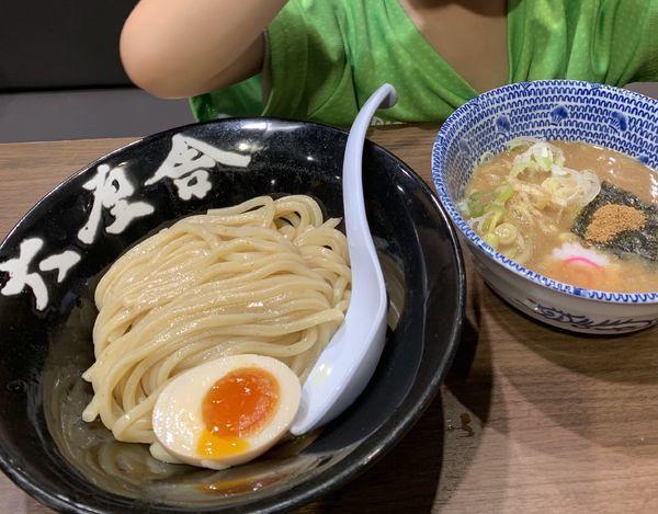 「お子様つけめん250円」@六厘舎TOKYO ソラマチ店の写真
